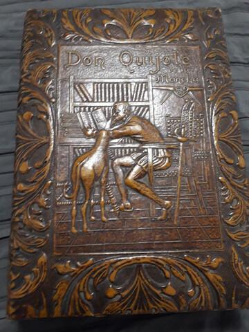 Caja Puros Quijote Tabaco Antigua