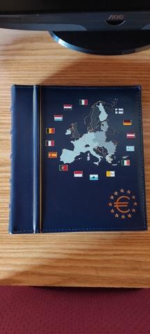 Album Monedas Zona Euro