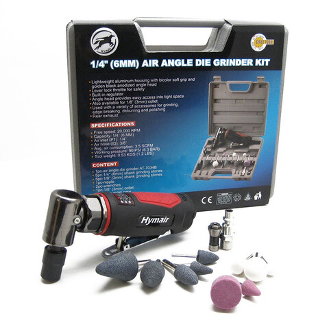 Amoladora Angular Mustang Kit