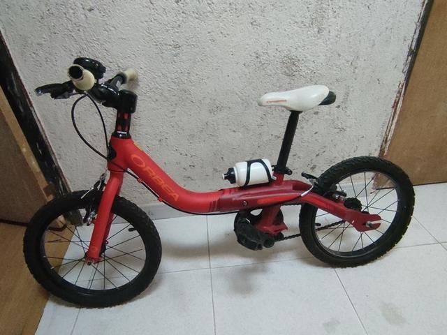Bici Orbea Grow 1