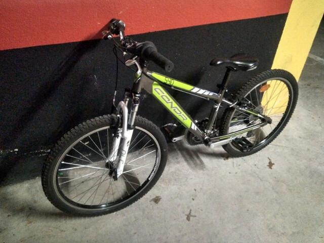 """Bicicleta Conor 24"""""""