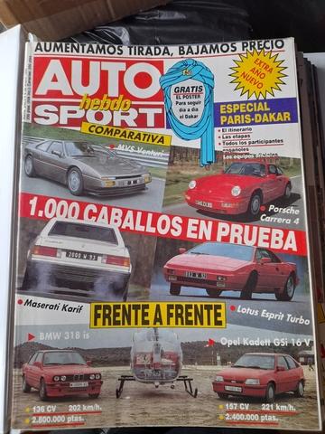 Revistas Autohebdo