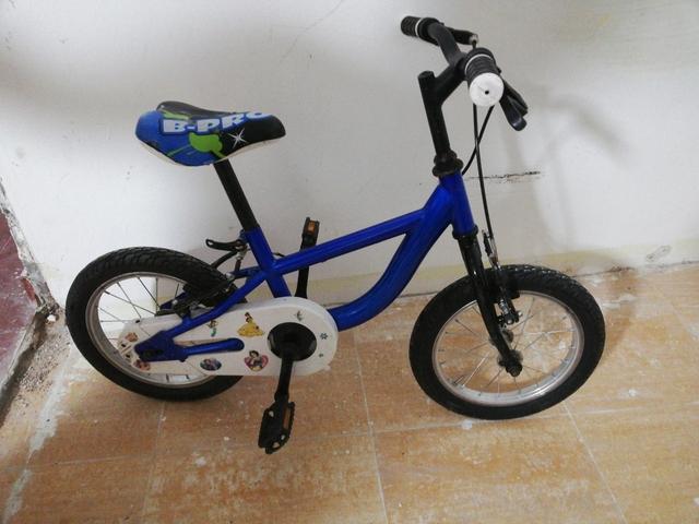 Bicicleta B-Pro Llanta 14