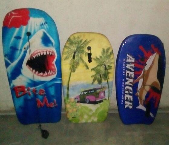 Lote De Tablas Surf
