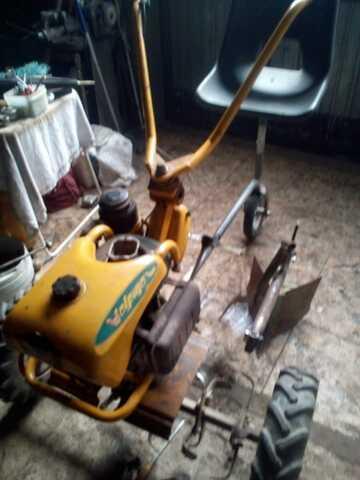 MOTOCULTOR BOLPINO.  - foto 2