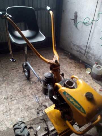 MOTOCULTOR BOLPINO.  - foto 1