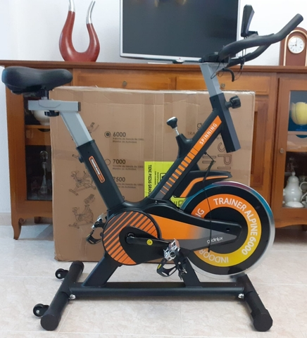 BICICLETA SPINNING INDOOR - foto 1