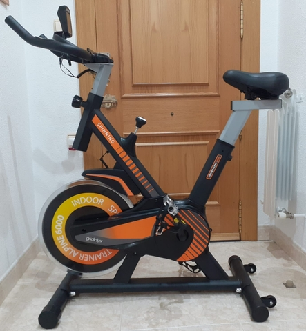 BICICLETA SPINNING INDOOR - foto 2