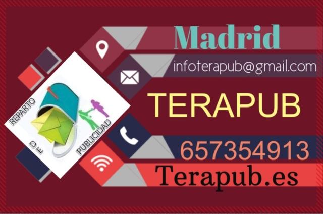 BUZONEO Y PARABRISEO MADRID.  ETC - foto 1