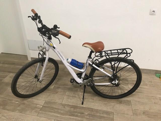 Bicicleta De Mujer Nueva Casi Sin Uso
