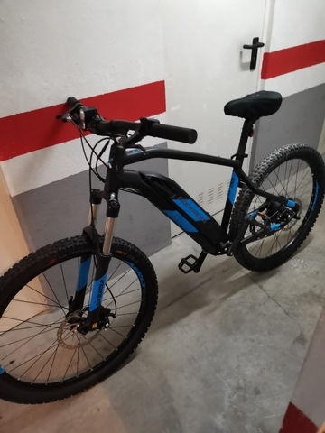 Bicicleta Btt Eléctrica