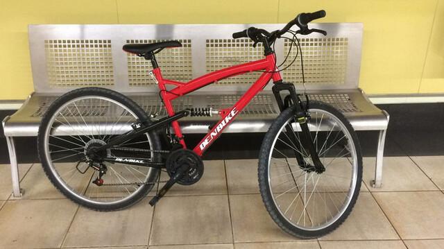 Bicicleta Denbike Casi Nueva