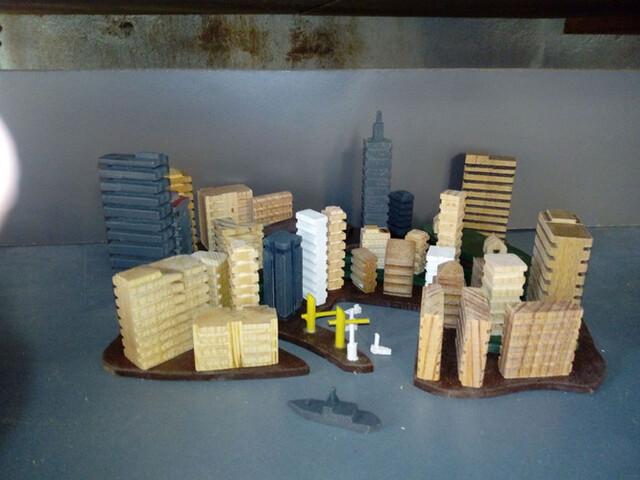 Mini Ciudad Miniatura