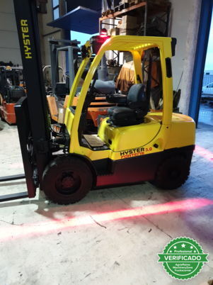 HYSTER H3. 0FT - foto 3