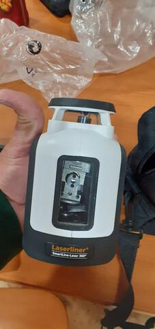 Nivel Laser Auto Nivelante Con Receptor