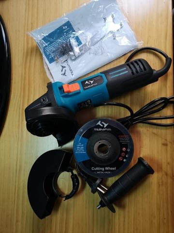 Amoladora Angular 860W/12. 000Rpm.