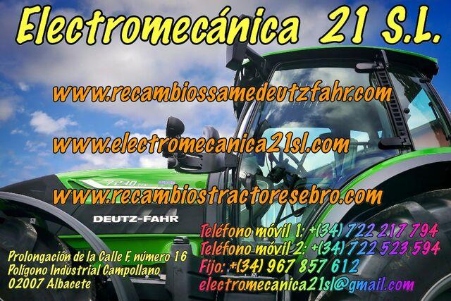 ALTERNADOR TRACTORES SAME Y LAMBORG - VARIOS MODELOS - foto 2