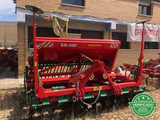 AGRO-MASZ SR300 + AGRO-MASZ GRADA RAPIDA - foto 2
