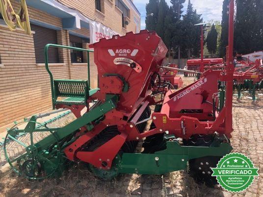 AGRO-MASZ SR300 + AGRO-MASZ GRADA RAPIDA - foto 3