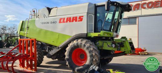 CLAAS LEXION 540 - foto 9