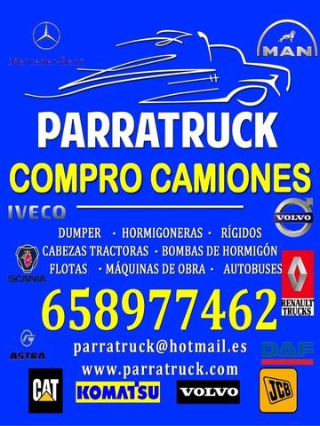 COMPRO CAMIONES TODAS LAS MARCAS - foto 1