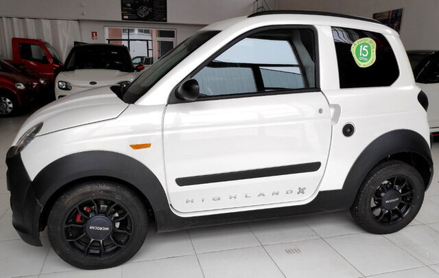 MICROCAR - MGO HIGHLAND X DCI AIRE - foto 1