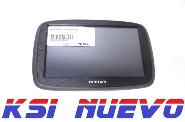 NAVEGADOR GPS TOMTOM START 50 - foto 1
