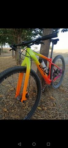 Vendo Bici De Montaña Bmc  29 Carbono