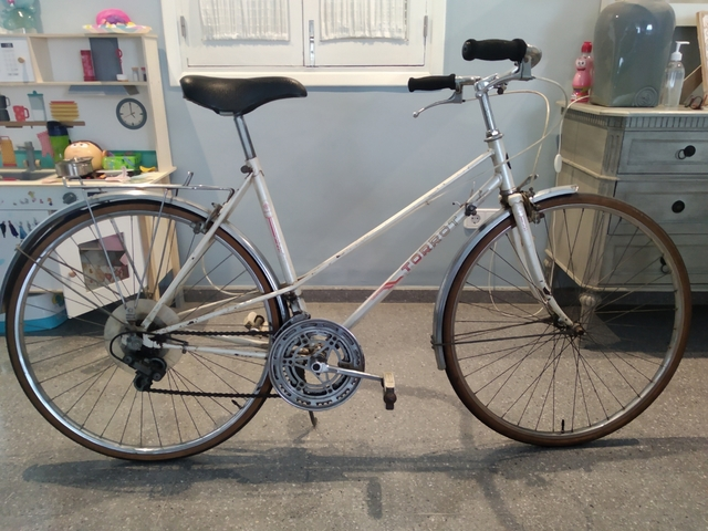 Bicicleta Torrot De Paseo / Ciudad