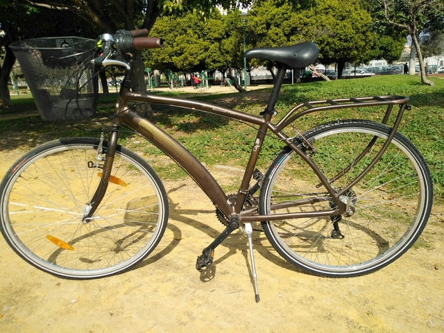 Bicicleta  Adulto 28 Aluminio