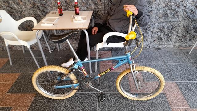 Bicicleta Torrot Arizona Totalmente Orig