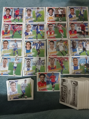 Cromos Liga Este 2010/2011