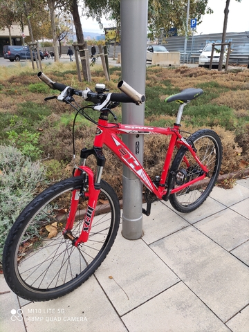 Vendo Bicicleta Bh Spyro Aerodinamico