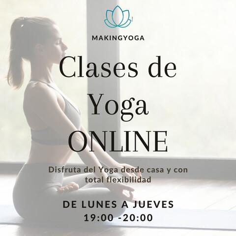 CLASES DE YOGA Y MEDITACIÓN ONLINE - foto 1