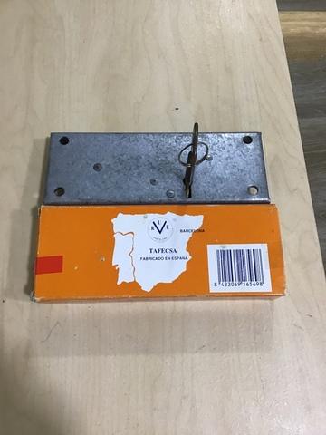 Cerradura Seguridad Puerta Metálica
