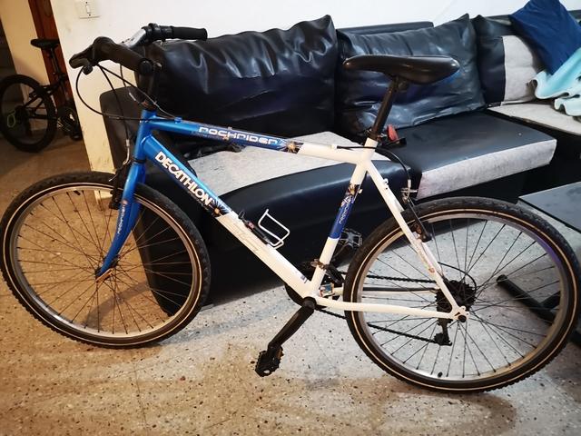 Vendo Bicicleta Decathlon Rockrider