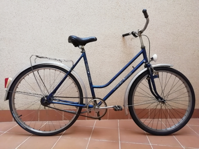 Bicicleta De Paseo Torino