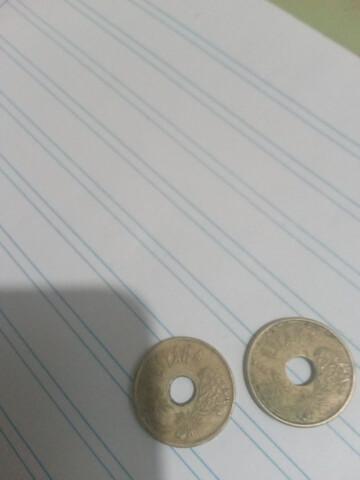 Moneda 25 Pesetas De Canarias 94