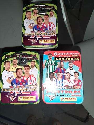 Cajas  Adrenályn  Xl Premium