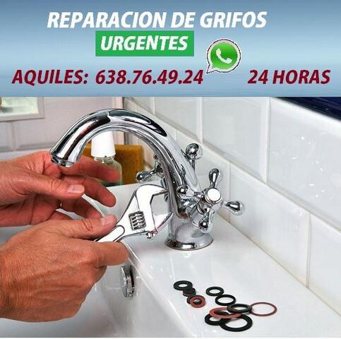 Reparacion De Grifos Madrid;-: -