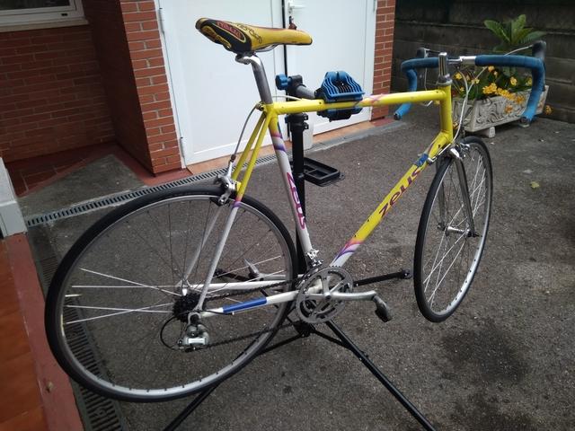 Bicicleta Zeus Clásica