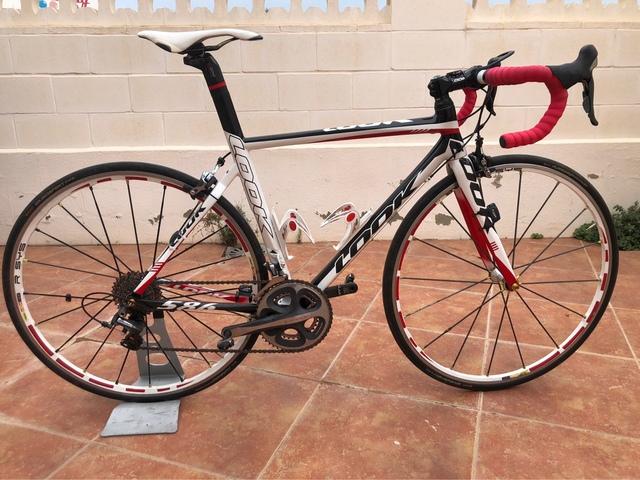 Bicicleta Look 486