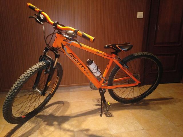 Bicicleta Monty 26'