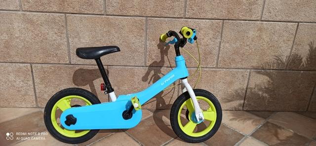 Vendo Bicicleta Para Niño Entre 3 A 6