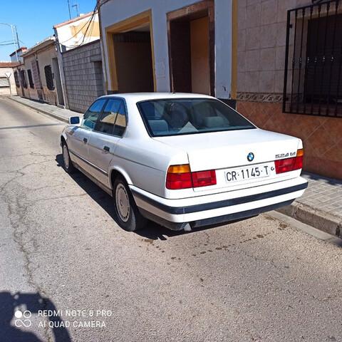 BMW - 524 TD - foto 5