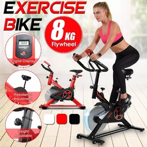 Bicicleta Spinning Gimnasio