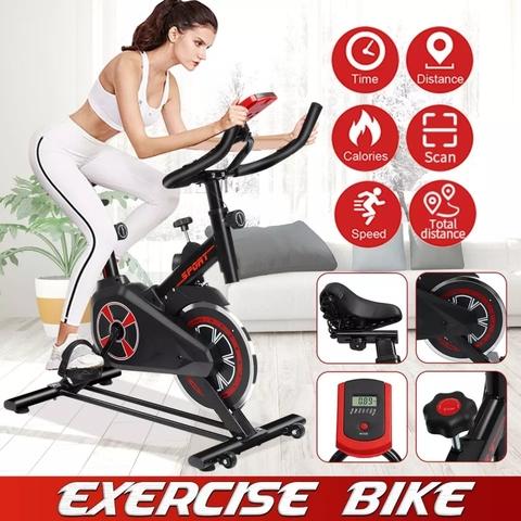 Bicicleta Spinning Fitness