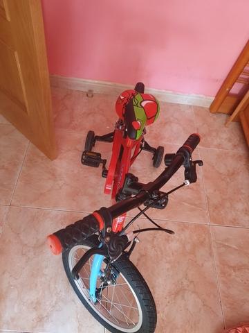 Vendo  Bicicleta De Niño/A