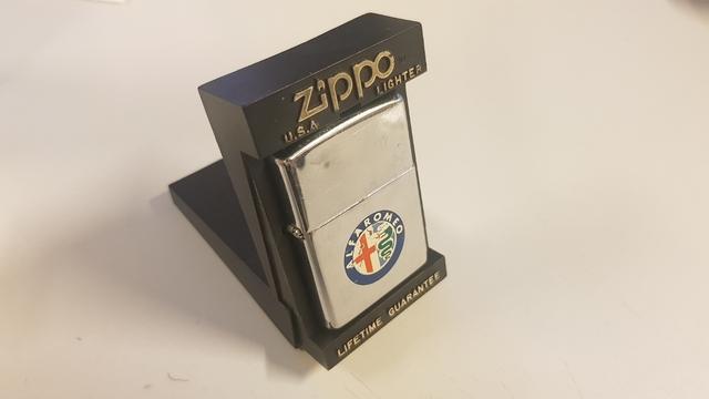 Zippo Alfa Romeo