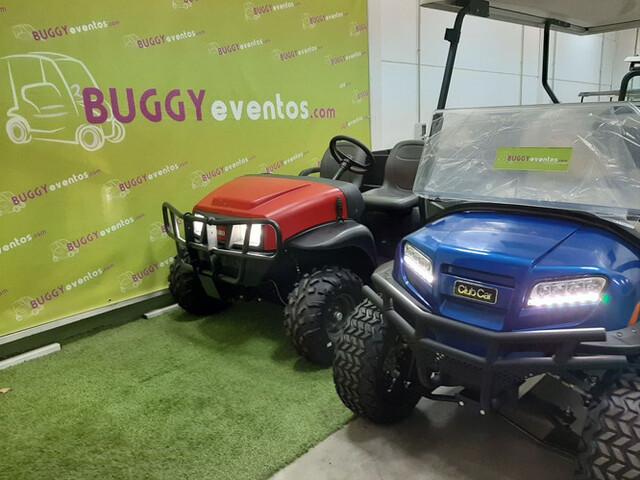 Alquiler Venta Buggy Golf Clubcar